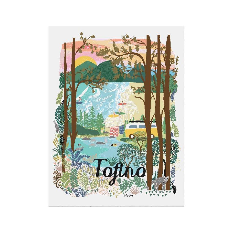 tofino print 12x16 nineteen ten home boutique