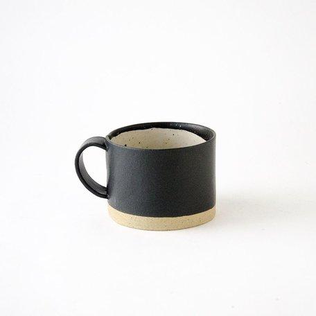 Wide Mug -Black