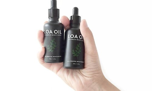 LOA SKIN OIL IS BACK