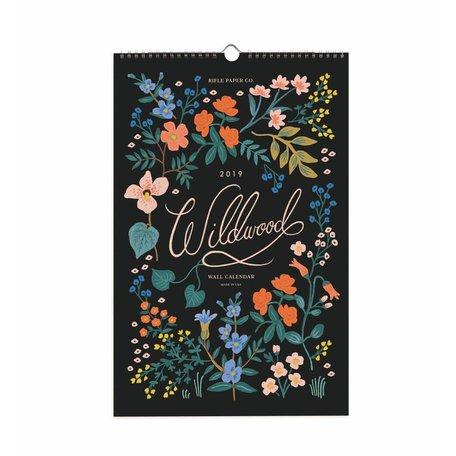 2019 Wildwood Wall Calendar