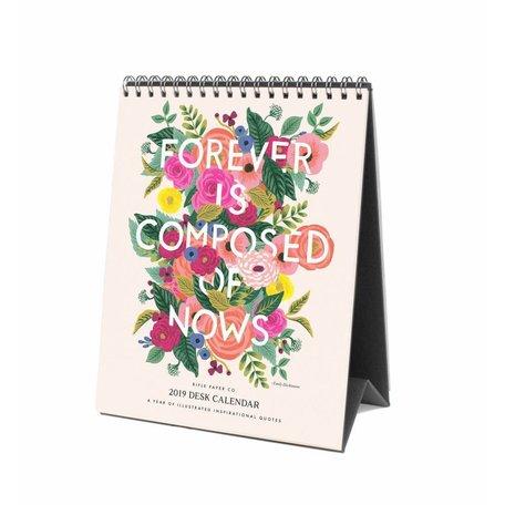 2019 Inspirational Quotes Desk Calendar