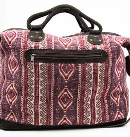 Love Stitch Multi Weekender Bag