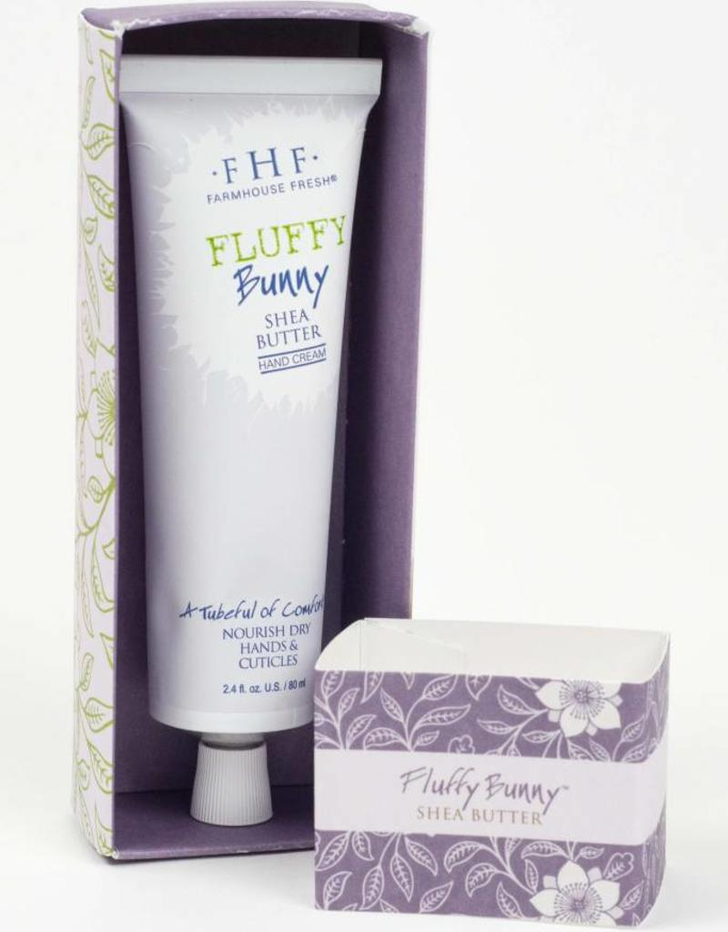 FarmHouse Fresh Fluffy Bunny Shea Butter Hand Cream 2.5 oz