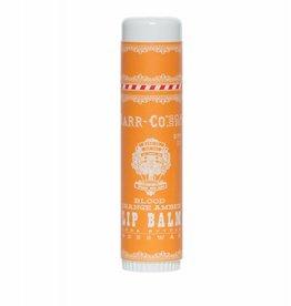 Barr & Co. Blood Orange Amber Lip Balm