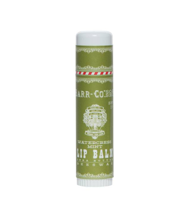 Barr & Co. Watercress Mint Lip Balm