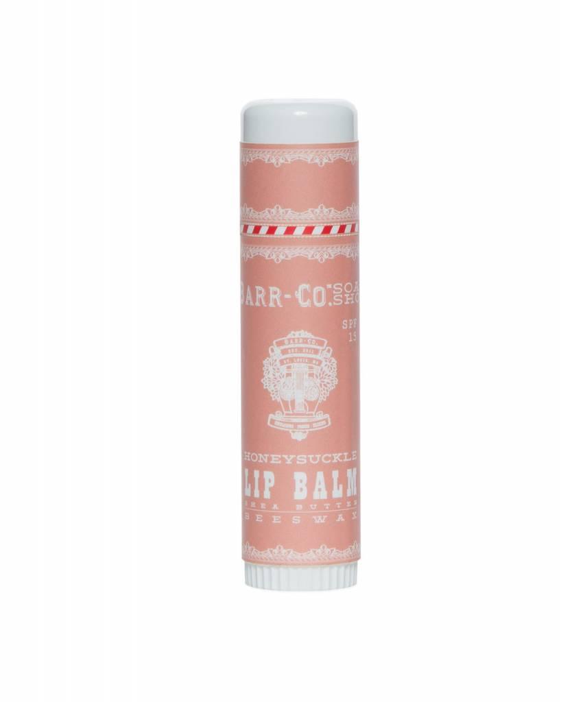 Barr & Co. Honeysuckle Lip Balm
