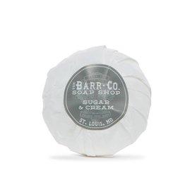 Barr & Co. 3.5oz Sugar & Cream Bath Bomb