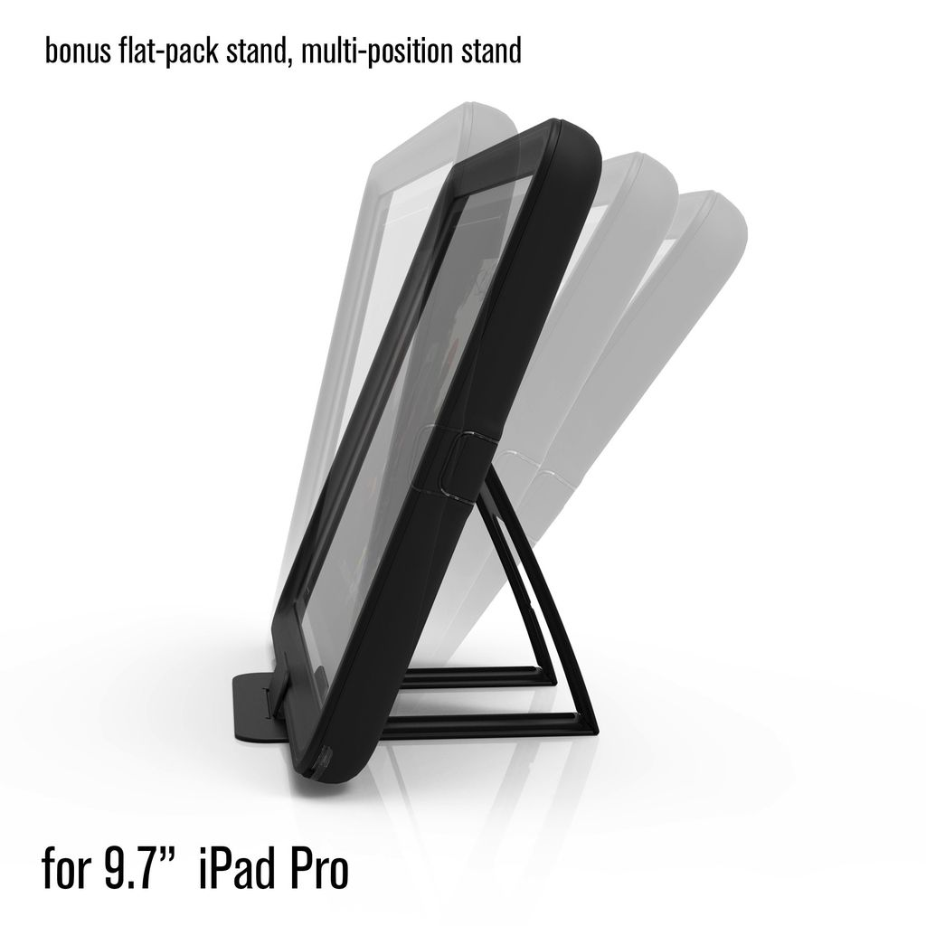 "Catalyst® case for 9.7"" iPad Pro - Stealth Black"