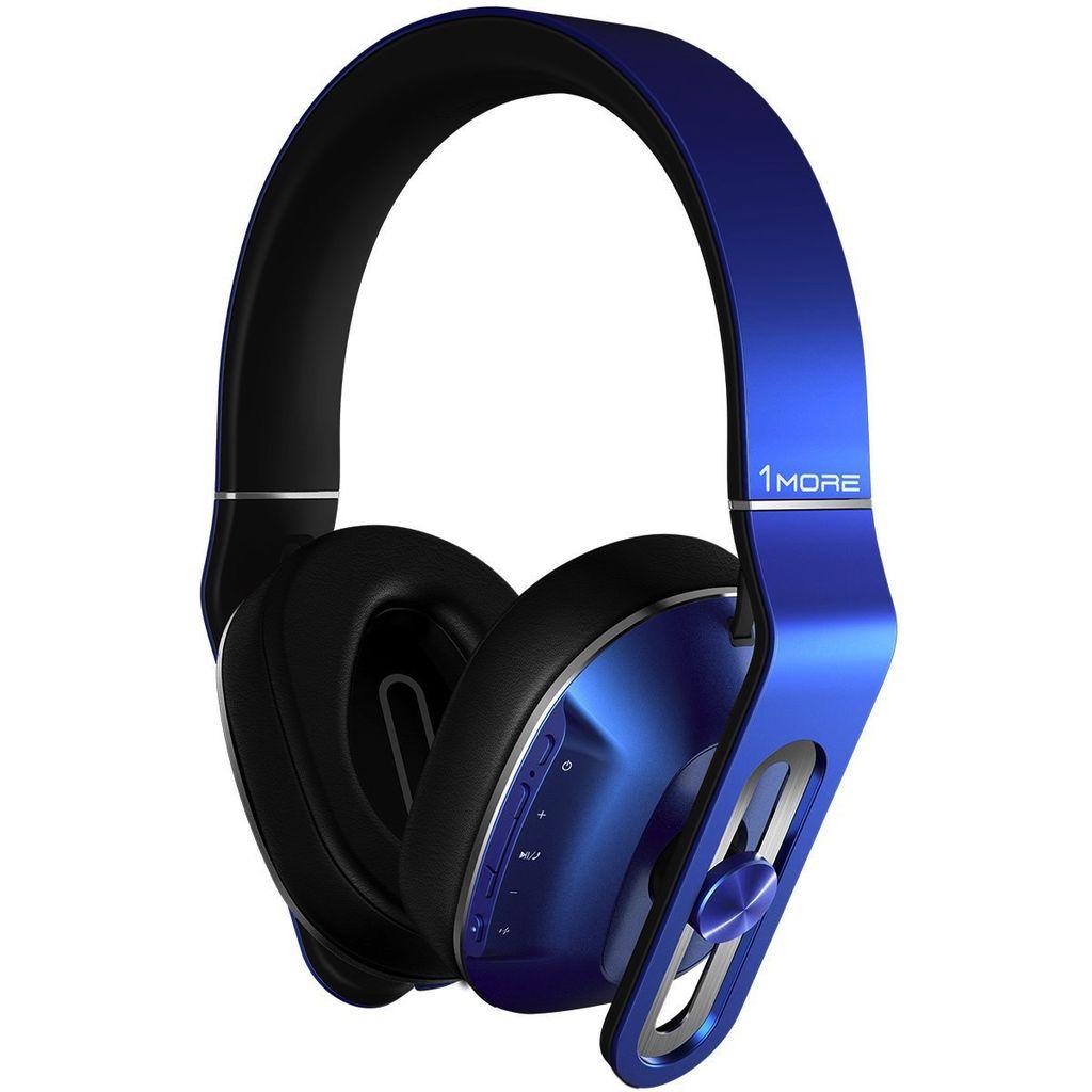 1more 1more mk802 bluetooth over ear headphones digitiqe. Black Bedroom Furniture Sets. Home Design Ideas