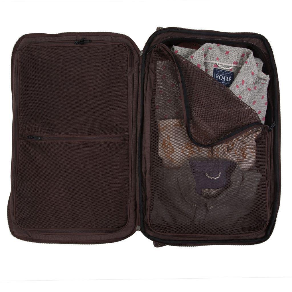 HEX HEX Alyasha Travel Duffel, Tan/Brown