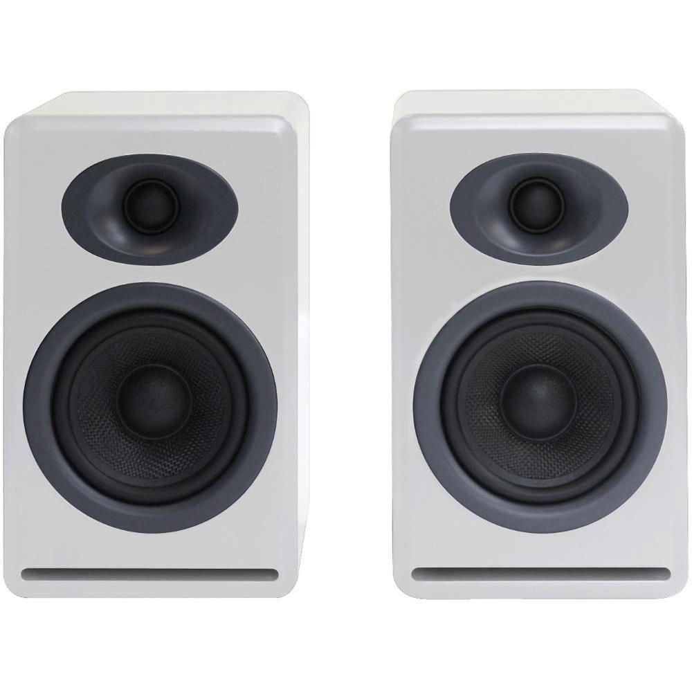 Audioengine Audioengine P4 2-Way Passive Bookshelf Speakers-White (Pair)