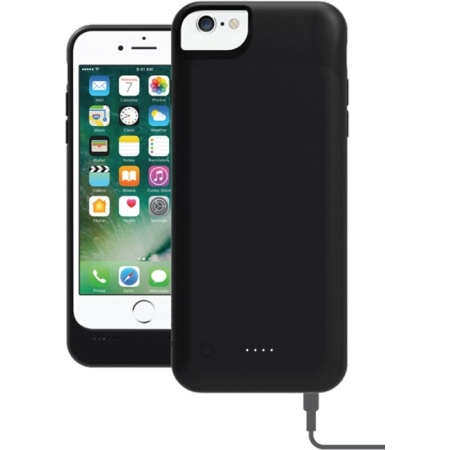 Griffin Griffin Battery Case Headphone Jack 3000mAh iPhone7 Black