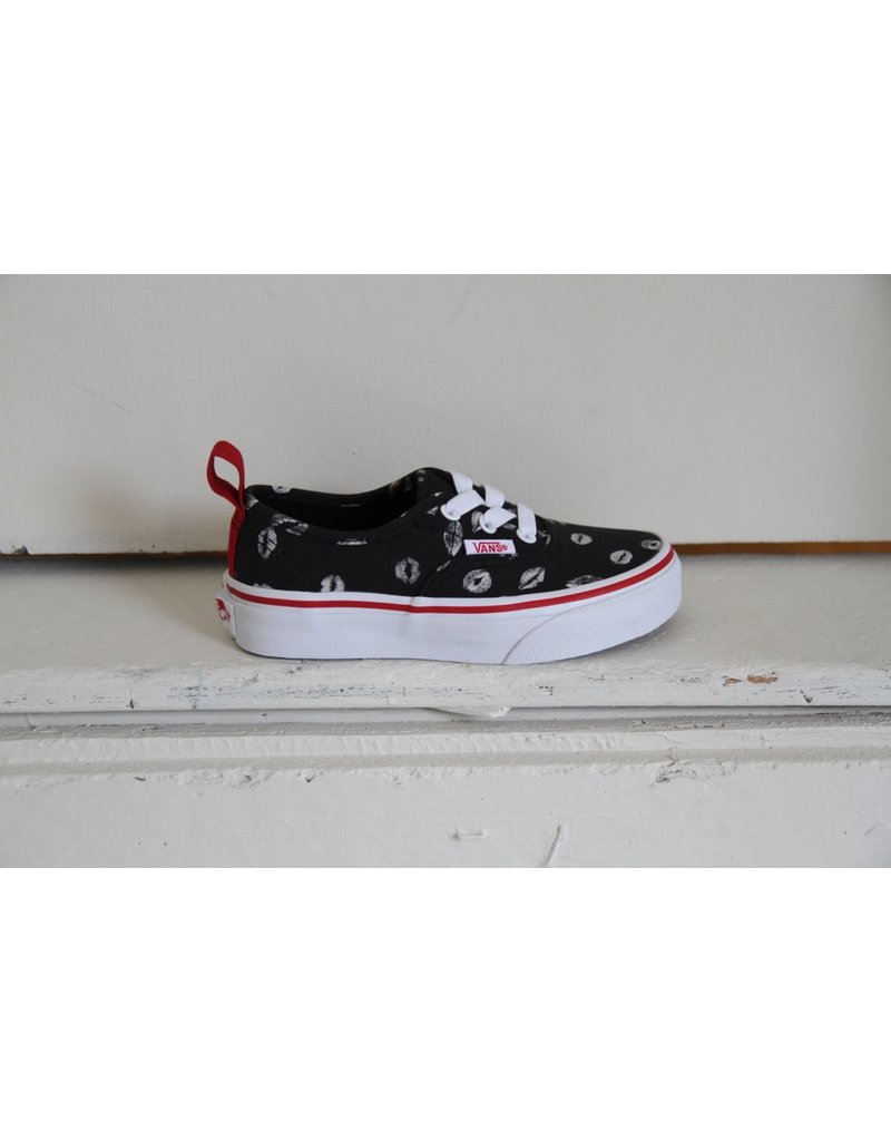 VANS AUTHENTIC ELASTIC SLIP ON SHOES