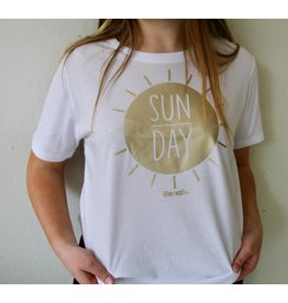 Bench SUN DAY PRINT TSHIRT
