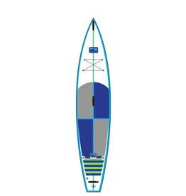 BLU WAVE SUP BLU WAVE - Catalina iSUP 12.6 INFLATABLE