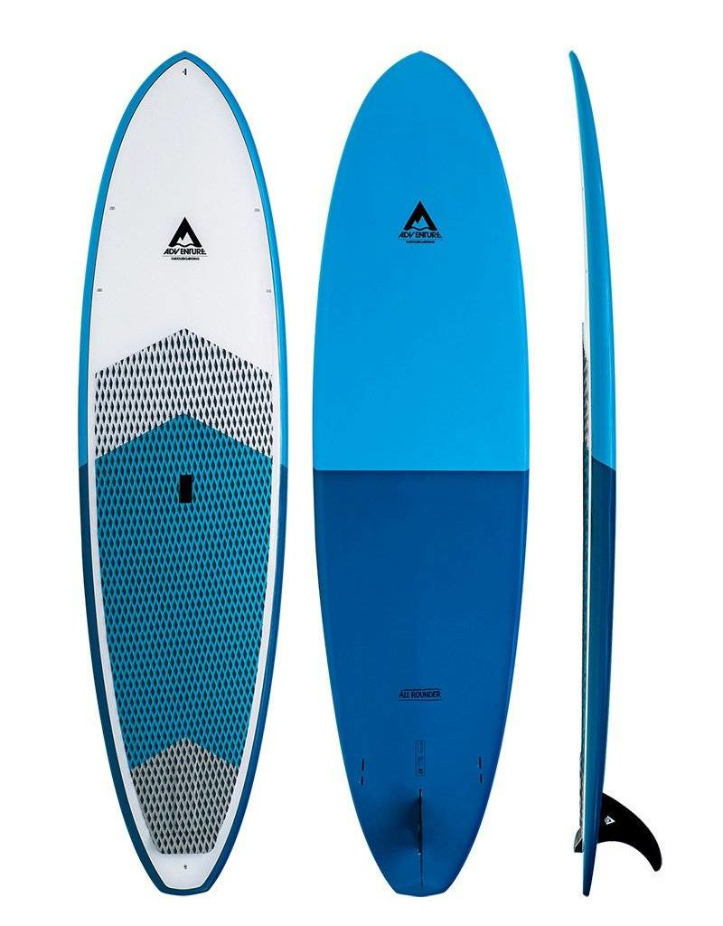 GLOBAL SURF INDUSTRIES ADVENTURE PADDLEBOARDING ALL ROUNDER X1 SUP