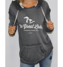 WEST SHORE THE GREAT LAKES HOODIE
