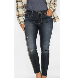 Silver Jeans MID-RISE ANKLE JEGGING