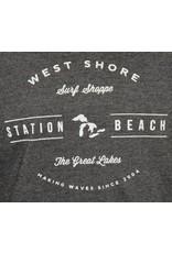 WEST SHORE WEST SHORE -STATION BEACH TEE