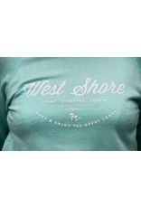 WEST SHORE WEST SHORE CREW NECK SWEATER