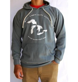 WEST SHORE GREAT LAKES HOODIE