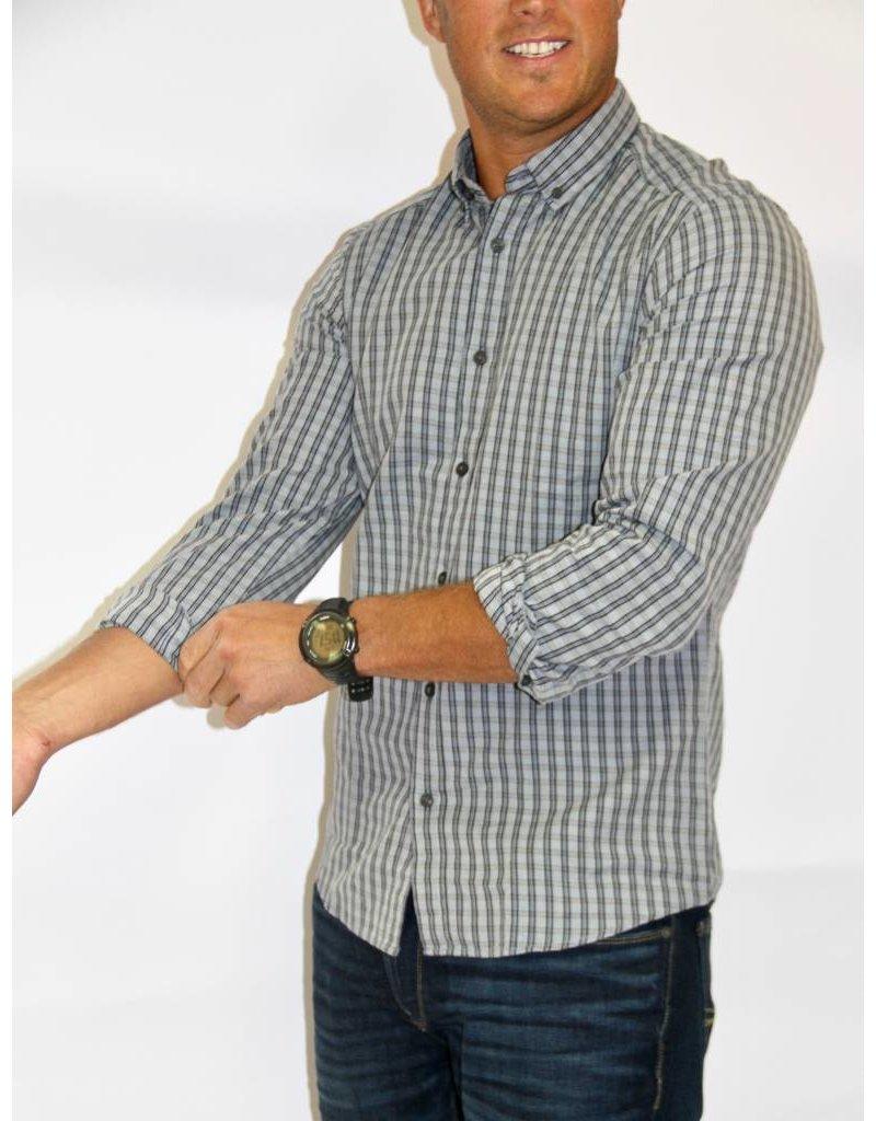 ESPRIT Button-down shirt, 100% cotton
