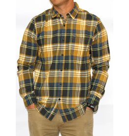 VOLCOM CADEN LONG SLEEVE FLANNEL
