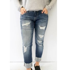 Silver Jeans SAM BOYFRIEND JEANS
