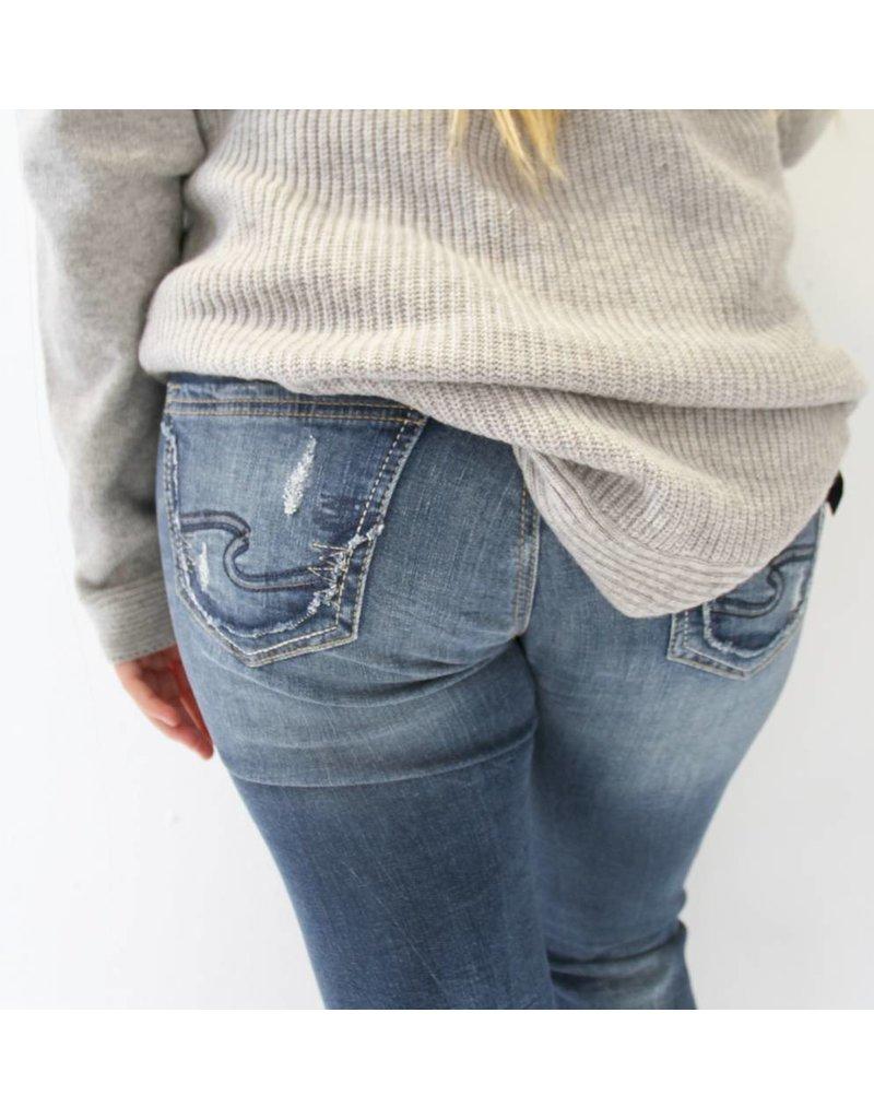 Silver Jeans BOYFRIEND JEANS BY SLIVER JEANS