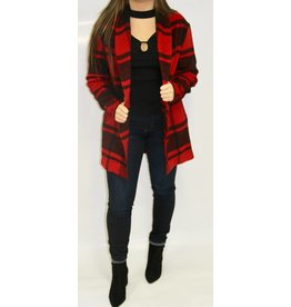 GENTLE FAWN Levi Buffalo Plaid Jacket
