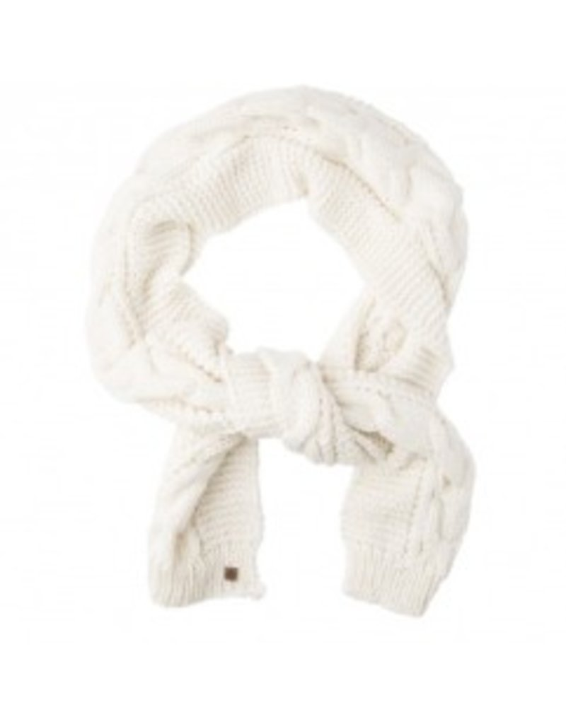 Element FEATHER TOP SCARF BY ELEMENT