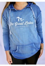 WEST SHORE THE GREAT LAKES BEACH HOODIE