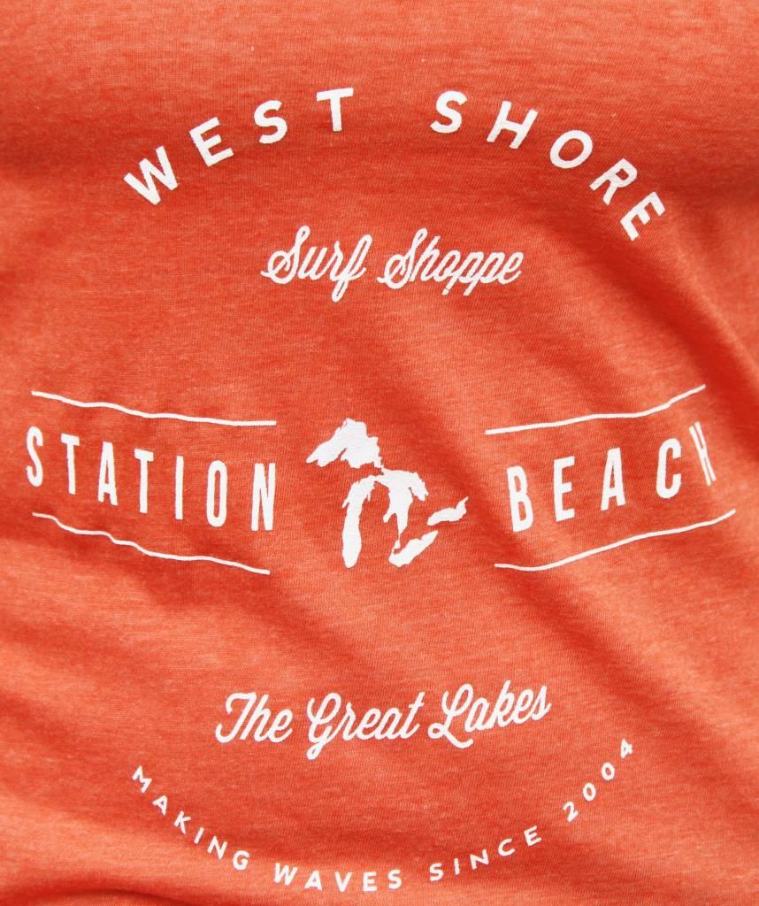 WEST SHORE STATION BEACH TANK