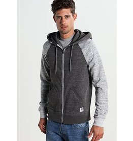 Element Meridian Block Raglan Zip Hoodie