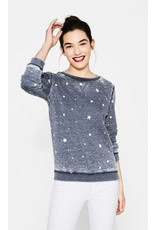 ESPRIT Sweatshirt with a star print
