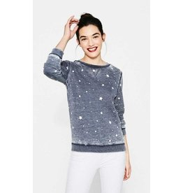 ESPRIT Sweatshirt with a star print