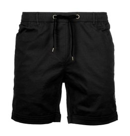 TEAMLTD Black Walk Shorts