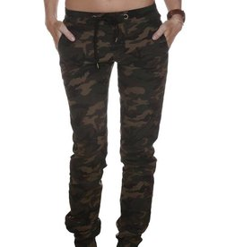 TEAMLTD Ladies Camo Joggers