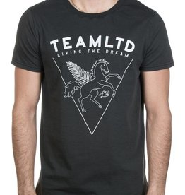 TEAMLTD Pegasus Tee - Black