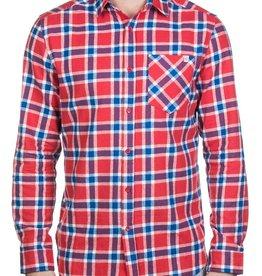 TEAMLTD Red Summer Flannel