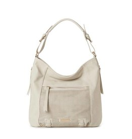 JEANE AND JAX Perforated Hobo