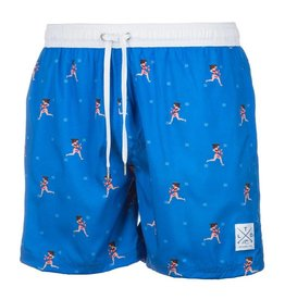 TEAMLTD Lifeguard Swim Shorts