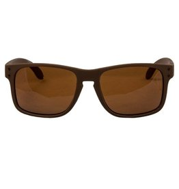 TEAMLTD Matte Brown Boardwalk Shades