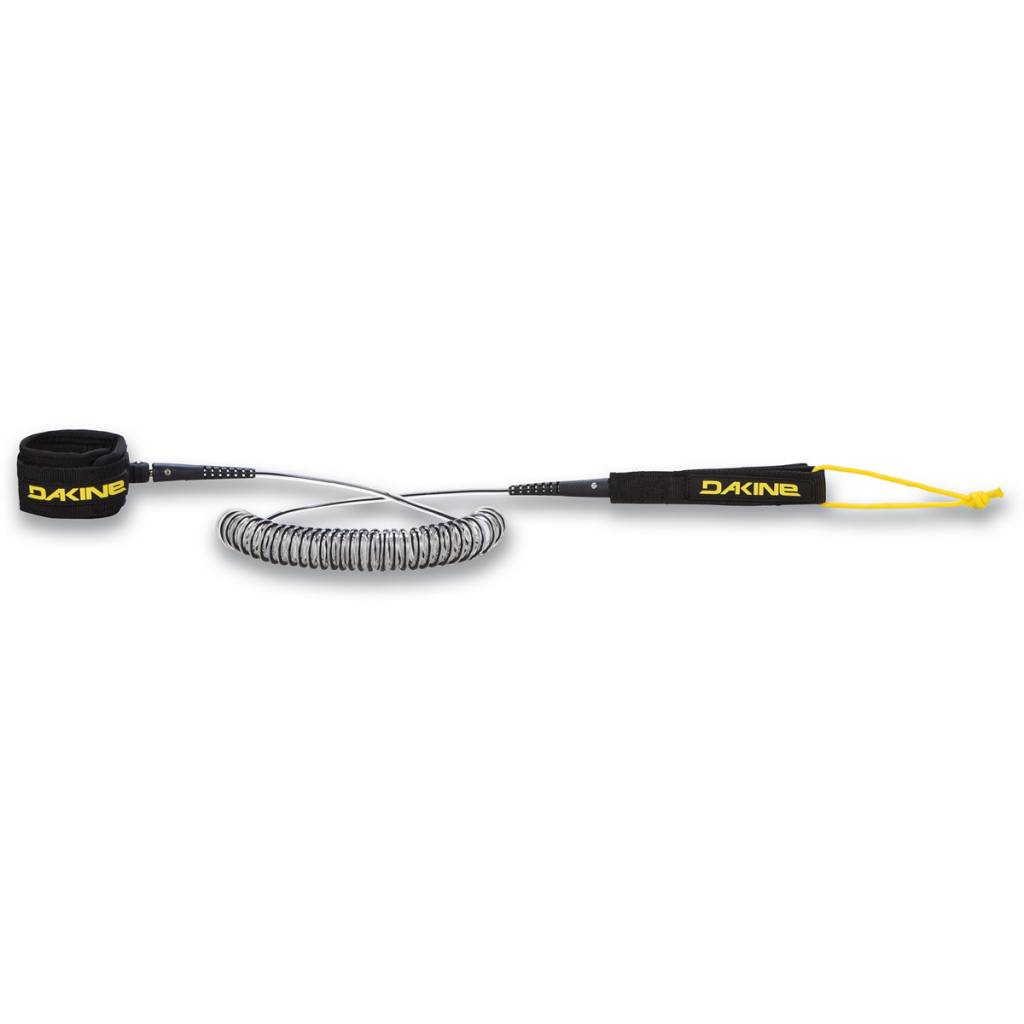 "Dakine SUP 10'X3/16"" COILED ANKLE LEASH"