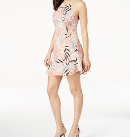 Guess DOROTHY LACE-UP DRESS