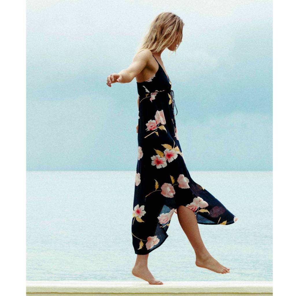 Billabong LIKE MINDED MIDI DRESS