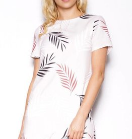 Pink Martini LEAF ON IMPRESSION DRESS