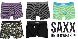 Saxx VIBE - BOXER BRIEF