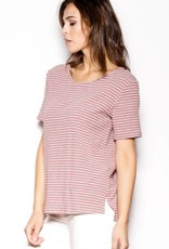 Pink Martini STRIPES DREAMS TOP RED
