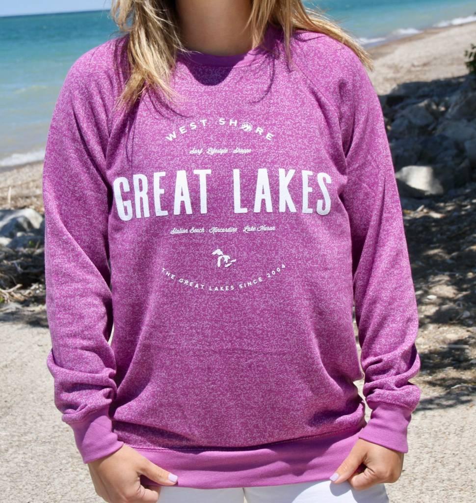 WEST SHORE LADIES GREAT LAKES CREW